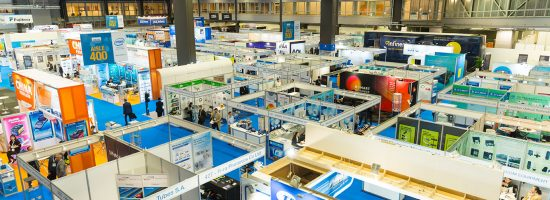 Six tips for exhibiting at ECOC