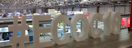 Highlights from the final day of ECOC Exhibition 2018