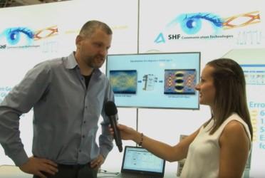 SHF Communication Technologies - Frederic de Lippe