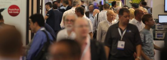 ECOC Exhibition Day One Round-Up