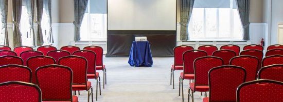 Meeting rooms – hold private meetings away from the show floor